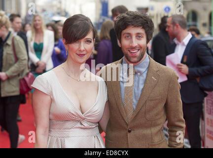Edinburgh International Film Festival 2014 - Closing Night Gala and International Premiere of 'We'll Never Have - Stock Photo