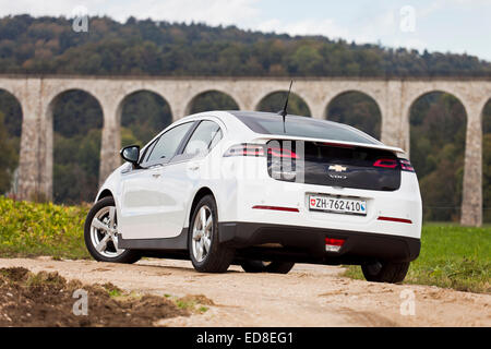 Chevrolet Volt, european edition - Stock Photo