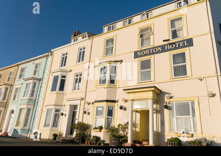 Norton Hotel, Seaton Carew, north east England, UK - Stock Photo