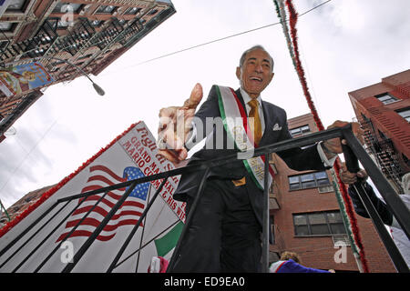 File. 1st Jan, 2015. Former New York Gov. MARIO CUOMO (June 15, 1932 - January 1, 2015) died today at 82. Mario - Stock Photo