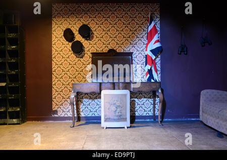 earl haig hall london n8 - Stock Photo