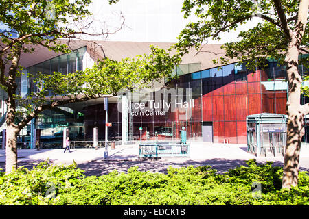 New York City Alice Tully Hall and the Juilliard School of Music