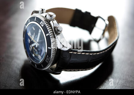 Breitling Watch - Stock Photo
