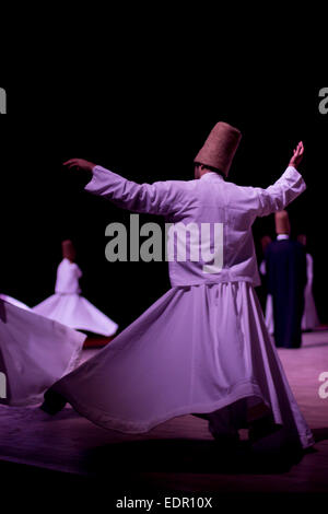 Whirling Dervishes - Stock Photo