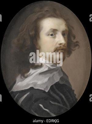 Anthony van Dyck, 1599-1641, painter, Christian Richter, I, 1711 - Stock Photo