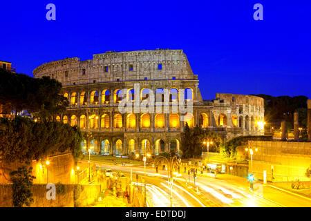 Italien, Rom, Kolosseum, Colosseo,Italy, Rome, Colosseum, Colosseo,europe, italy, lazio, colosseo, amphitheatre, city, capital, Stock Photo