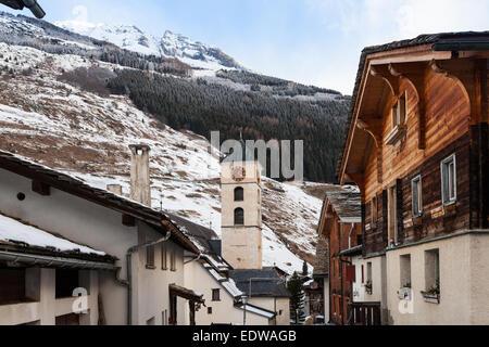 Vals, Switzerland - Stock Photo