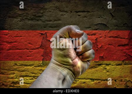 Germany revolution - Stock Photo