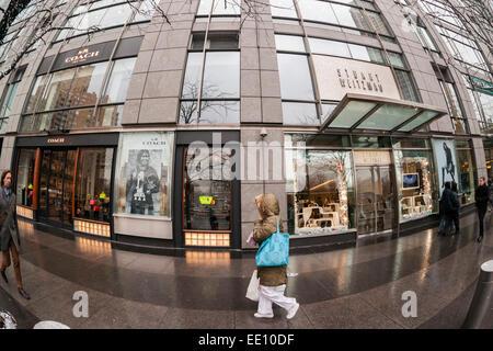 Time Warner Center Shoe Store