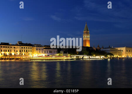Canale Grande in Venedig, Italien - Stock Photo