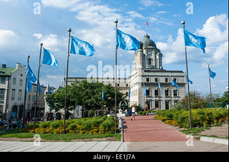 Fort Museum (Musee du Fort), Quebec City, Quebec, Canada, North America - Stock Photo