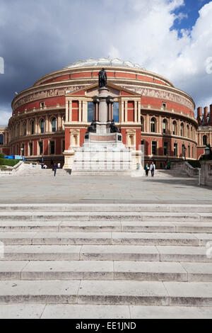 Royal Albert Hall, Kensington, London, England, United Kingdom, Europe - Stock Photo
