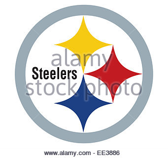 a76eb5aa5 Pittsburgh Steelers logo icon button · Pittsburgh Steelers icon sign -  Stock Photo