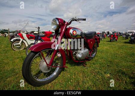 Pickering Steam Rally 2014 - Stock Photo