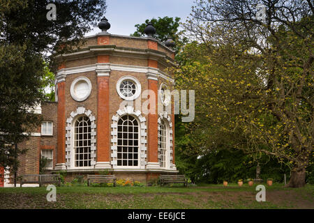 UK, London, Twickenham, Orleans House, Art Gallery in 18th century building - Stock Photo