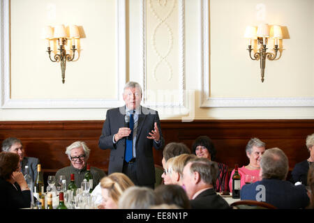 Alan Johnson - Stock Photo