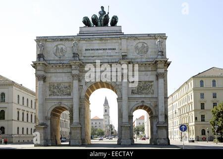 Architektur, Bauwerk, Bauwerke, Bayern, Boegen, Bogen, Bögen, Deutschland, Gebaeude, Gebäude, Muenchen, München, - Stock Photo