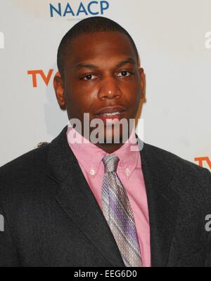 Beverly Hills, CA. 17th Jan, 2015. Marquis Daisy at arrivals for The 46th NAACP Image Awards Nominees' Luncheon, - Stock Photo