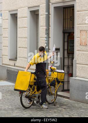 Wife And Postman German