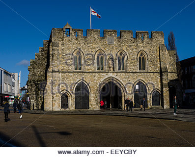 Bargate Southampton Hampshire England UK - Stock Photo