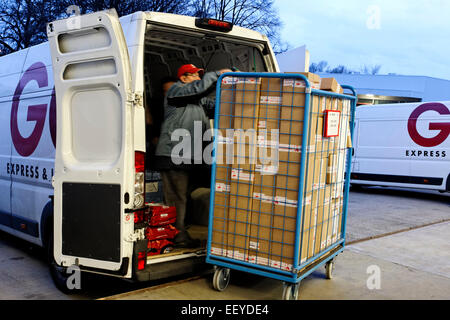 GO Express Logistik GmbH - Stock Photo