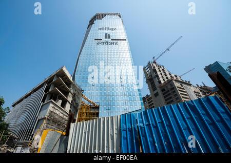 Mumbai changing. - Stock Photo