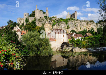 France vienne angles sur l 39 anglin village labelled les for Vienne poitiers