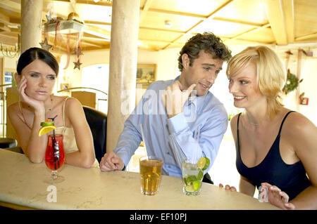 flirten frau mann Wismar