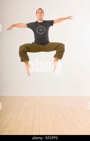 Male ballet dancer - Stock Photo