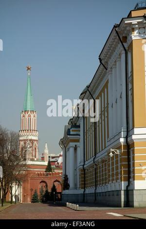 Moskau federation tower