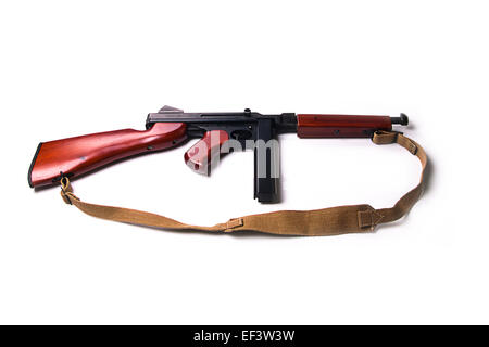 M1A1 Thompson - Tommy - Stock Photo