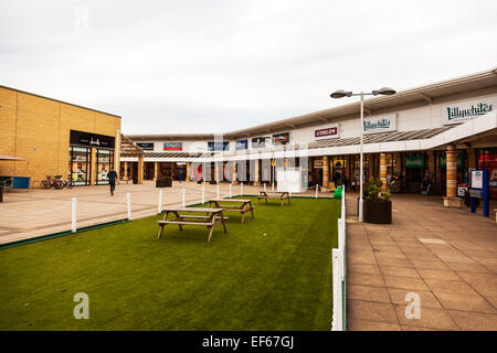 Lakeside village outlet discount shops Doncaster shops stores store Town South Yorkshire UK England clothes
