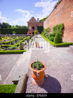 aristocracy, country, england, english, family, gardens, gb, hall, home, house, mansion, midlands, national, nobility, - Stock Photo