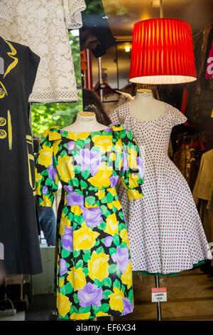 Paris Fashion Shops