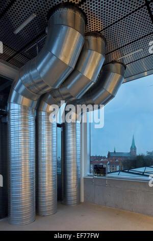 Culture Yard (Kulturvaerftet), Helsingor, Denmark ...