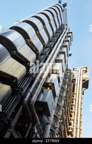 Lloyds building, London - Stock Photo