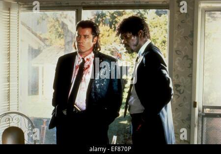JOHN TRAVOLTA & SAMUEL L. JACKSON PULP FICTION (1994)
