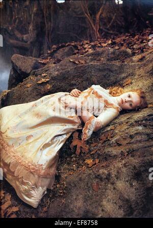 CHRISTINA RICCI SLEEPY HOLLOW (1999) - Stock Photo