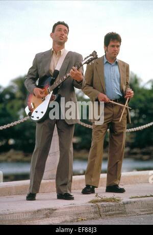 JONATHAN RICHMAN TOMMY LARKINS THERE'S SOMETHING ABOUT MARY (1998) - Stock Photo