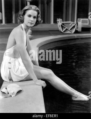 GRACE KELLY HIGH SOCIETY (1956) - Stock Photo
