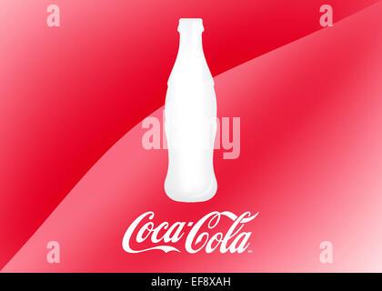 Coca Cola Logo Stock Photo 104387112 Alamy