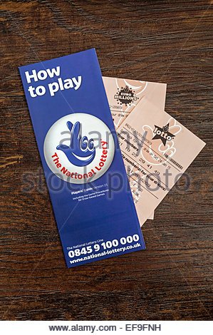 UK National Lottery guide