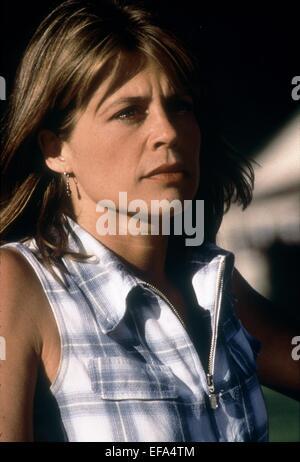 LINDA HAMILTON DANTE'S PEAK (1997) - Stock Photo