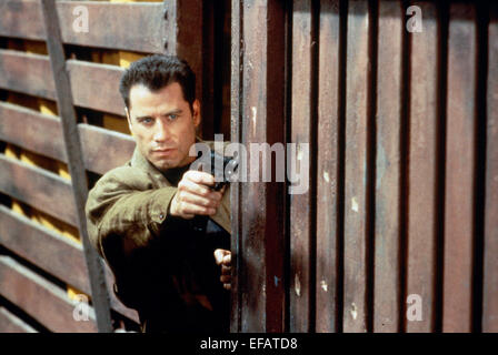 JOHN TRAVOLTA BROKEN ARROW (1996) - Stock Photo