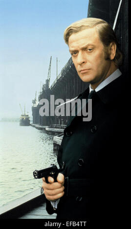 MICHAEL CAINE GET CARTER (1971) - Stock Photo