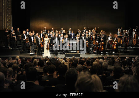 ORCHESTRA LE CONCERT ; THE CONCERT (2009) - Stock Photo
