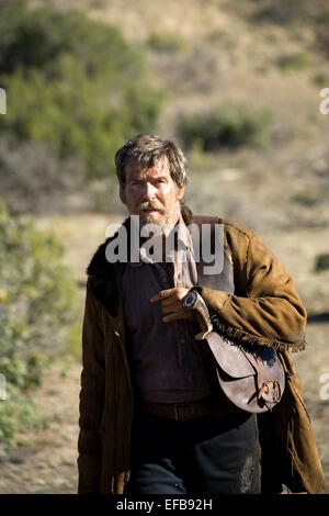PIERCE BROSNAN SERAPHIM FALLS (2006) - Stock Photo