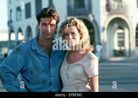 ALEC BALDWIN, KIM BASINGER, THE GETAWAY, 1994 - Stock Photo