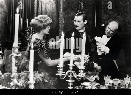 MAGGIE SMITH, MICHAEL PALIN, MICHAEL HORDERN, THE MISSIONARY, 1982 - Stock Photo