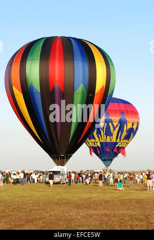 Sunrise communities Balloon Race , Apr 20, 2008, Miami